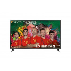 LG 50UK6300PLB-B-50 «   SmartTV   4K TV Remis à neuf
