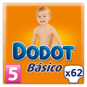 Basic Dodot Diapers, Taille...