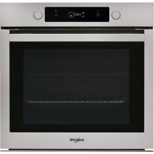 Whirlpool OAKZ9142PIX multifonction    73L   A +   Inox   four pyrolytique