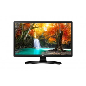 LG 24TK410V-PZ 24 «   HD   TV-Monitor 5ms Grade A Remis à neuf