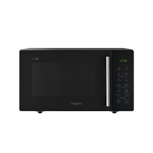 Whirlpool Micro-ondes MWP 253 B 25 Litres 900W avec Grill Noir   Argent