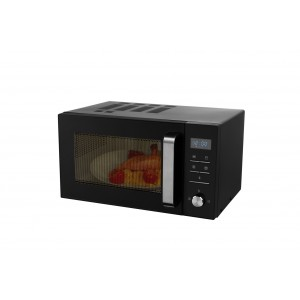 Medion MD18043 25L 900W Grill Noir Micro-ondes Remis à neuf