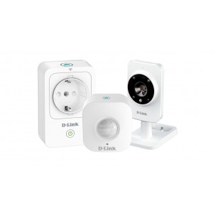 D-Link DCH-100KT Smart Home HD Starter Kit Open Box