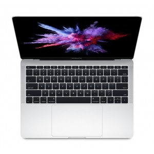 Apple MacBook Pro i5 2017 8 Go 128 Go 13 Argent Remis à neuf