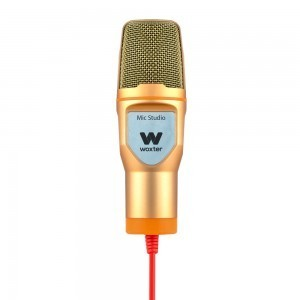Woxter MIC Studio Golden Remis à neuf