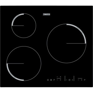 Zanussi ZEL6633FBA induction 3 Zones 7200W Surface Remis à neuf