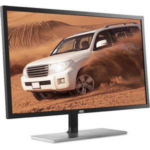 AOC U2879VF 28 4KUHD TN 1ms 60Hz Flicker-Free Open Box