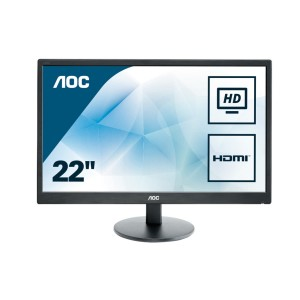 AOC E2270SWHN 21,5 FHD VA 60Hz 5ms Reconditionné