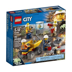 LEGO City - Mina: Team -...