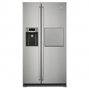 Electrolux EAL6142BOX 1,770M A+ Inox NoFrost Side by Side Reconditionné