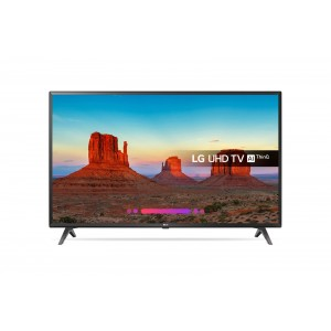 LG 43UK6300PLB 43 LED 4K UHD Smart TV Wifi Reconditionné