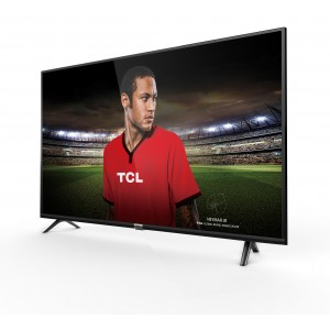 TCL 55DP600 55 DLED 4K UHD Smart TV Reconditionné