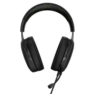 Corsair HS50 Headset Gaming Green Reconditionné