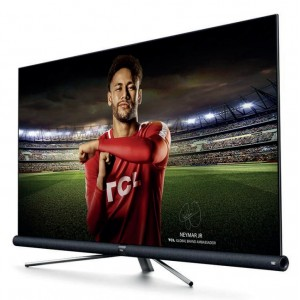 TCL 55DC766 55 LED 4K UHD Smart TV Reconditionné