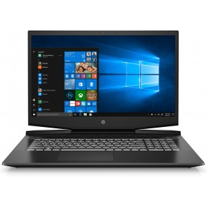 Gaming HP Pavilion Laptop17-cd0700nz i7-9750H   16 Go   512SSD   17,3   GT1050   W10 Reconditionné