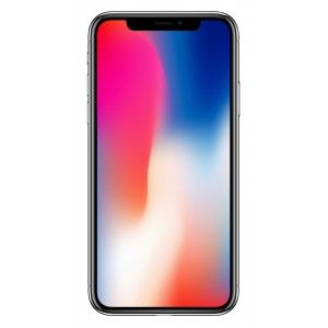 Apple iPhone X Space Gray 3GB 256GB Stripe on housing Refurbished