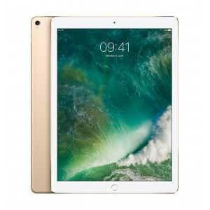 Apple iPad Pro 12.9 2GB 256GB Gold Stripe in housing Generic Packaging Refurbished
