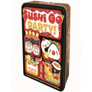 Sushi Go Party Emballage...