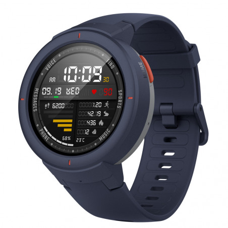 Amazfit Verge Sport Montre Bleu Open Box
