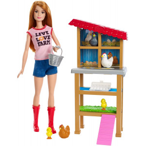 Barbie Quiero Ser Playset...