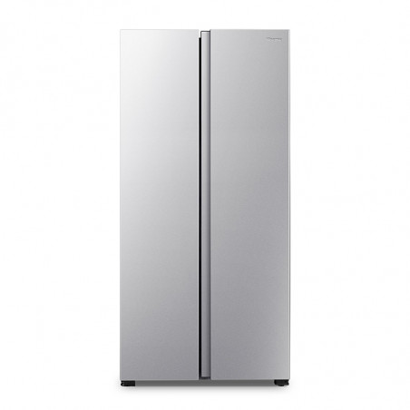 Hisense RS560N4AC2 1.77m A++ No Frost Inox Reconditionné