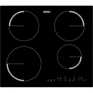 Zanussi ZEI6640FBV induction   4 Surfaces
