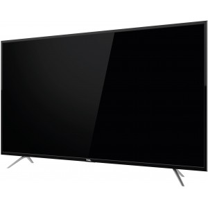 55 Led TV 4K HDR 1200 Hz TCL Android TV Wifi U55P6006 Remis à neuf