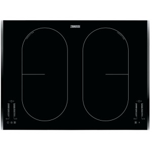 Zanussi ZEI7744BBA induction   3 Surfaces