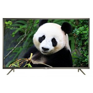 55 Led TV 4K HDR 1200 Hz TCL Android TV Wifi U55P6046 Remis à neuf