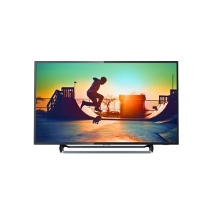 Philips 55PUS6262 55 «   LED   4K Ultra HD   Smart TV   Wifi TV Emballage Détérioré