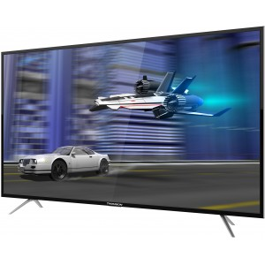 43 Led TV 4K HDR 1200 Hz Smart TV Wifi Thomson 43UC6306 Remis à neuf