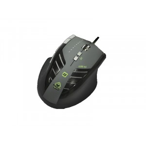 Keep Out X8 Gaming - 6000 DPI Laser Gaming Mouse 11 macros Emballage Détérioré