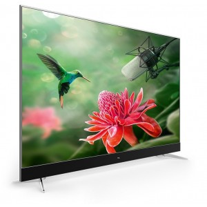 55 Led TV 4K HDR 1600 Hz TCL Android TV Wifi U55C7006 Remis à neuf