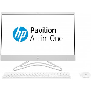 HP 24 f0000ns A9-9425   4 Go   1 To   23,8 « AIO Remis à neuf