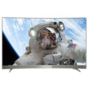 TV LED 55 Curve 1500 Hz 4K Smart TV Wifi Thomson 55UC6586 Remis à neuf