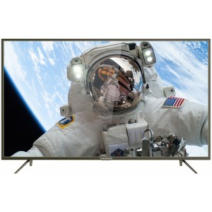 TV 4K 55 LED 1200 Smart TV Wifi Thomson Hz 55UC6406 Remis à neuf